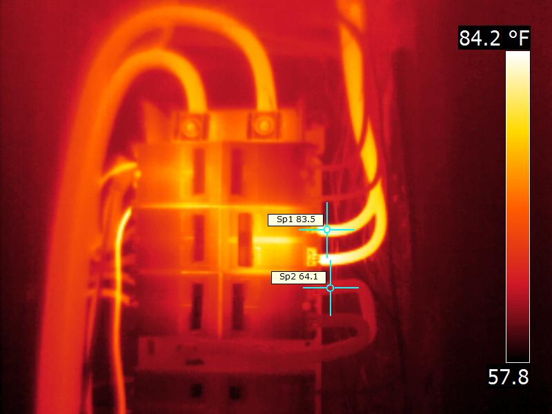Dynamic Infrared Inspections